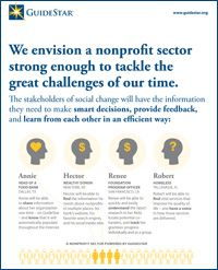 http://www.guidestar.org/ Free Database for millions of registered non-profits in the U.S.