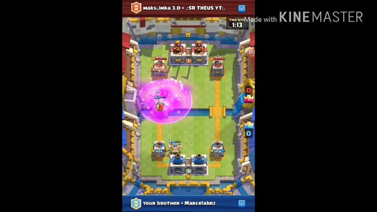 COC how to play low 30 second before end