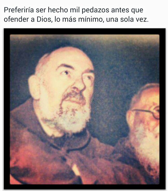 17 Best Images About My Beloved Saint Padre Pio On