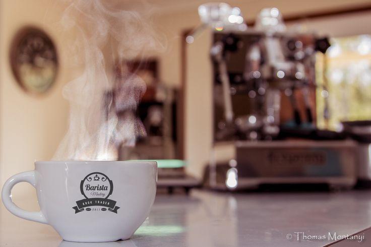 make great coffee with an espresso coffee machine
