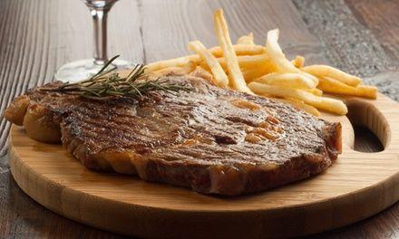 Côte de bœuf pour 2 ou 4 personnes - Restaurant Brasserie Bellevue à Montauban