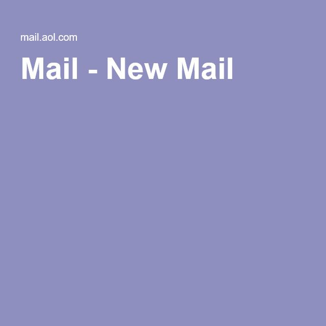 Mail - New Mail