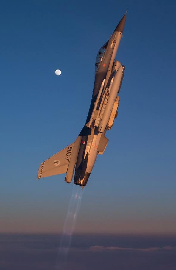 Royal Netherlands Air Force   Lockheed Martin  F-16AM Fighting Falcon