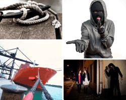 Apensar cuerdas de barco. Ladrón - A-Pensar.org
