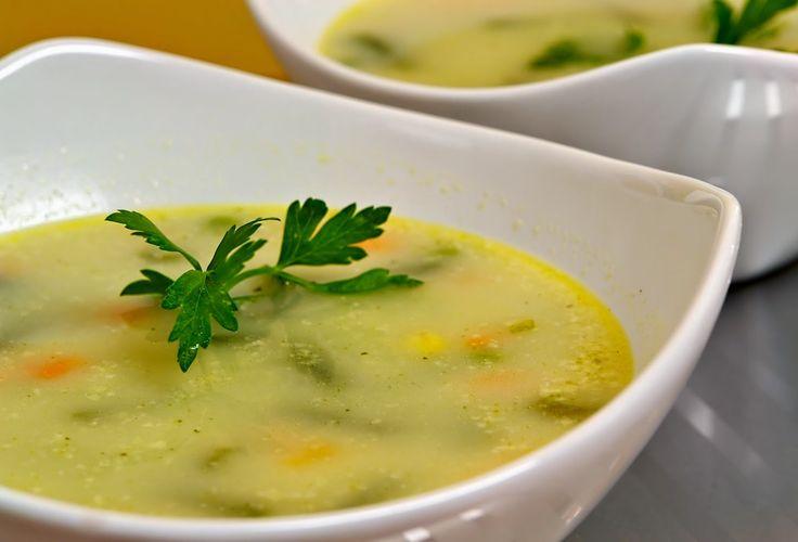 Maigrir vite: Soupe minceur très efficace pour perdre des kilos rapidement tout en régulant le métabolisme du sucre et des graisses.
