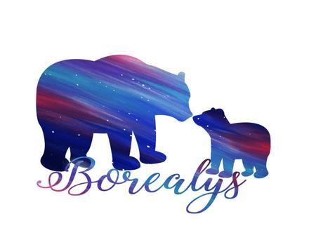 Borealys: vêtements, pul, tissu à maillot