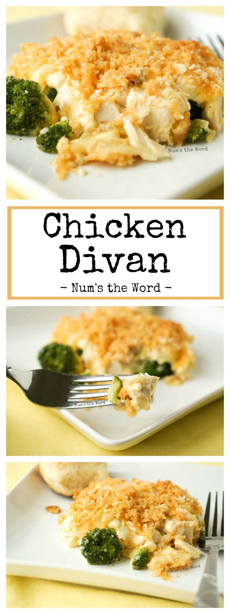 CHICKEN DIVAN  ==  1 (14 ounce) package frozen broccoli florets 2 cups cooked chicken or turkey, diced 2 (10.5 ounce) cream of chicken soup 1/2 cup milk 1 cup Mayonnaise 1 teaspoon lemon juice 1/2 cup Ritz crackers, crushed 1/2 cup grated sharp cheddar cheese 3 Tablespoons butter, melted   ====