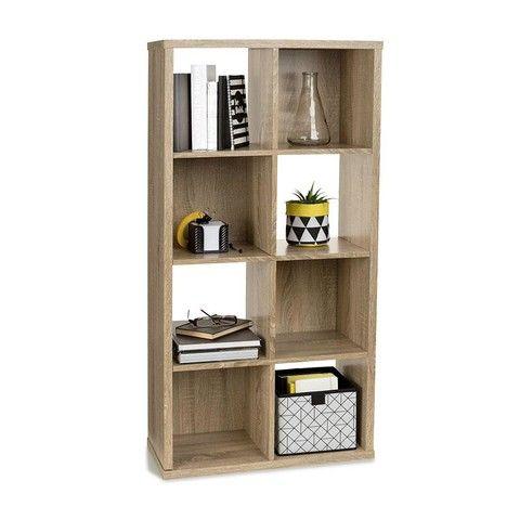 Storage Unit 8 Cube - Natural  sc 1 st  Pinterest & 25 best Kmart Storage images on Pinterest | Kitchen storage Beauty ...