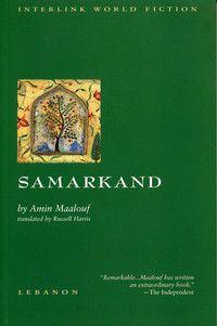 """Let's read: Maalouf, Amin """"Samarcande"""""""