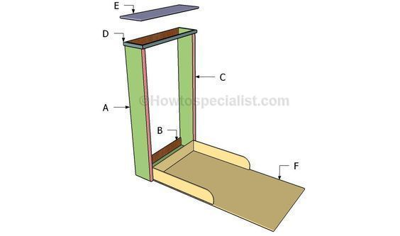 Murphy bed plans | HowToSpecialist - How to Build, Step by Step ... #spacesavingfurniture