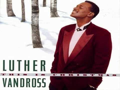 R Christmas classics from the O'Jays, Emotions, and Luther Vandross.     O'Jays - CHRISTMAS AIN'T CHRISTMAS,   Emotions - WHAT DO THE LONELY DO AT CHRISTMAS,   Luther Vandross - EVERY YEAR, EVERY CHRISTMAS