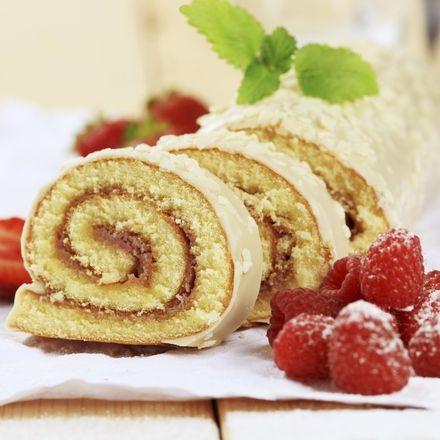 Glutenfri rullekake med potetmel
