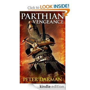 Parthian Vengeance (The Parthian Chronicles)