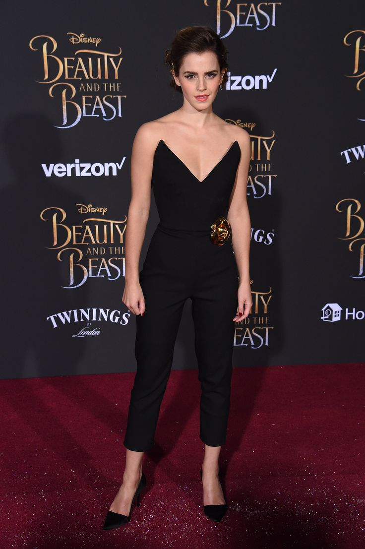 We're recapping our very favorite red carpet moments from Emma Watson's Beauty and the Beast press tour.