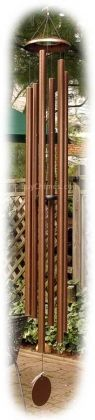 Corinthian Bells 74-inch Chime  The sound of church bells across town!