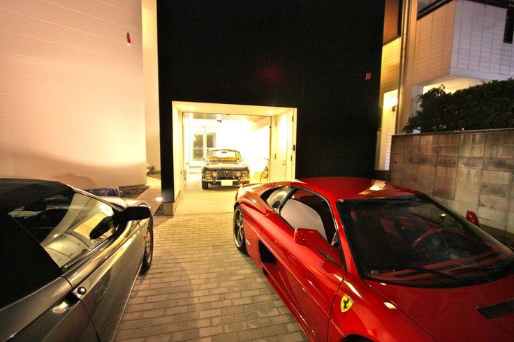 Vol.4 ヨーロッパ車愛好家の集まるガレージハウス  http://www.garaginglife.com/
