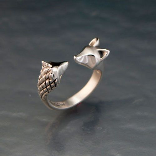 Hedgehog+and+Fox+Ring