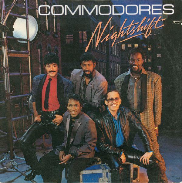 Commodores - Nightshift