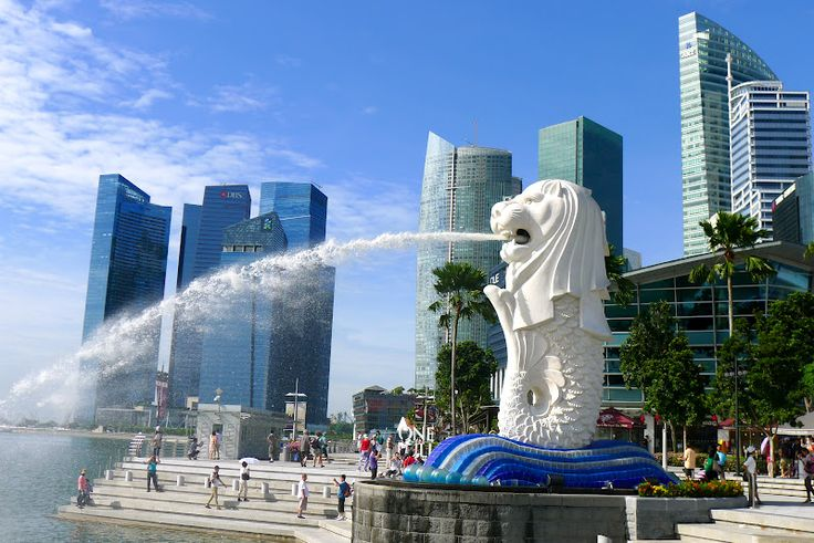 scenic places in singapore - Google Search