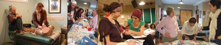 The Farm Midwifery workshops - Ina May Gaskin. Summertown, TN