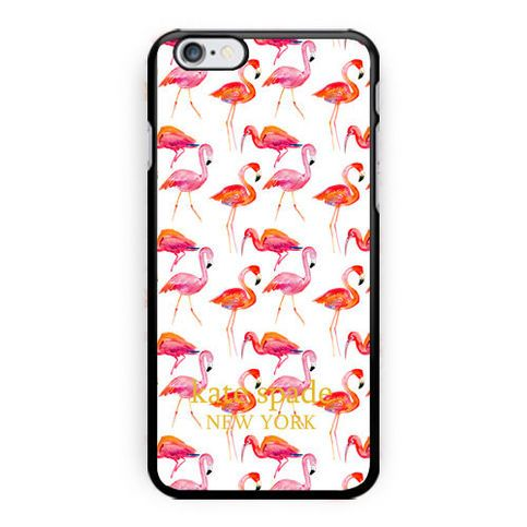 New+Kate+Spade+Pink+Flamingo+Pattern+Print+on+Hard+Plastic+Case+For+iPhone+6s+6s+plus+5/5s+4/4s   DESCRIPTION  ++++PLEASE+LEAVE+MESSSAGE+OF+THE+IPHONE+TYPE+AND+COLOR+at+checkout ++++We+provide+these+Device+for+iPhone+4/4s,+5/5s,+5C,+6s,+6s+Plus+ ++++Material+is+Hard+Plastic,+color+Black+or...
