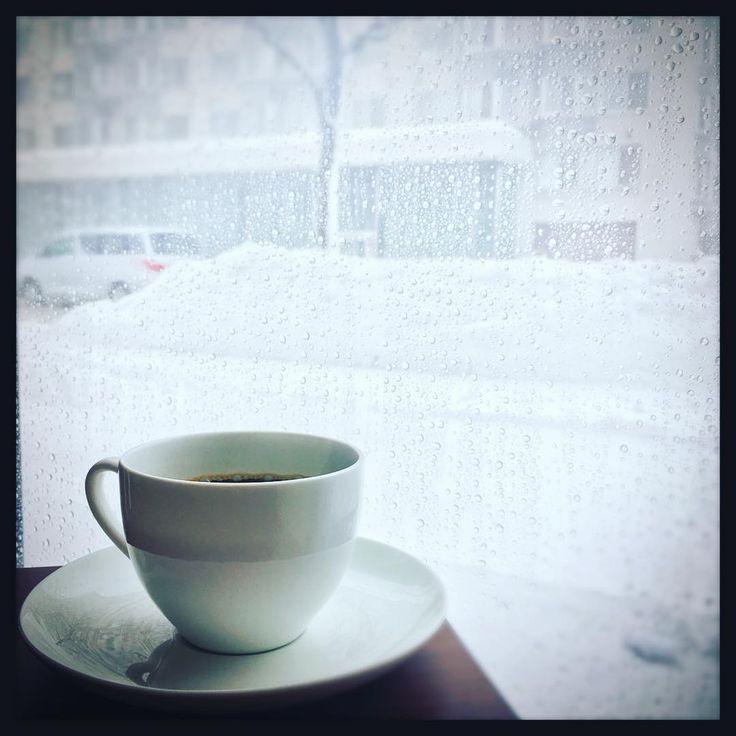 ケニア飲み頃ピークかなぁ週末まで美味しいといいなぁ勿体無いから店主飲みます 本日店主1人で営業しています よろしくお願いしますm(_ _)m #雪横に降ってるし#雪重たいし#ケニア#マサイAA#C2cafe#COFFEE#latteart#札幌cafe#夜カフェ#自家焙煎珈琲#ラテアート#札幌ランチ#パスタ#シャンデリア#シーツーカフェ#cafe#coffeeshop#PASTA#lunch