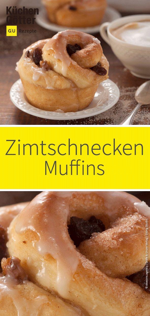 Zimtschnecken-Muffins