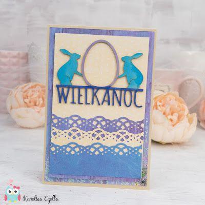Blue Owl Avenue to blog o craftowaniu w szczególności o scrapbooking, cardmaking, DIY oraz ogrodzie.