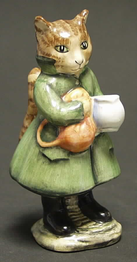 royal doulton figurines | Royal Doulton Beatrix Potter Figurine Simpkin 1247999 | eBay