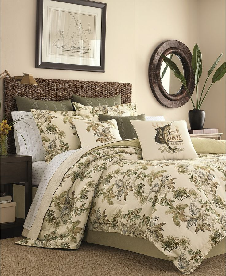 Tommy Bahama Home CLOSEOUT! Nador Comforter Sets & Reviews