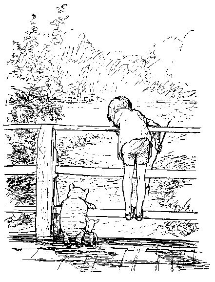 You can't explain love. | 28 Lessons Winnie-The-Pooh Can Teach You About Life
