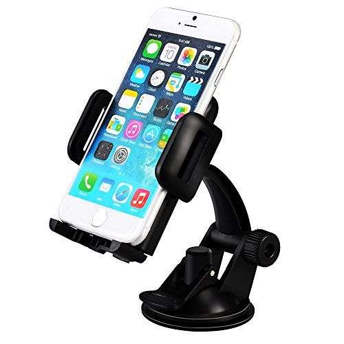 cool Mpow® Grip Pro Mobile Phone Universal Car Mount Holder Cradle for Windshield Dashboard Releases and Locks Device with Just A Push, 360 Degree Rotation, 5 Different Test At Design Time, Suitable for iPhone 6/6plus/5S/5/4S/4, Samsung Galaxy S5/S4, Samsung Galaxy Note 4/3/2, HTC One, Nexus 4, Lg Nexus 4, Nokia Lumia 920   buy now     $13.99 Easy One press Locking and Releasing Just place you device in the holder and press the two arms to lock it tight, and press th…