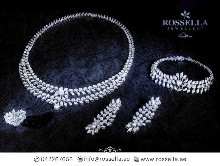 التألق الفخامة والذوق الرفيع تلك هي روسيلا Toll free: 800 824 22  Website: http://www.rossella.ae/  Location:  M29 - M51 Gold Land Building, Deira 41001 Dubai #UAE #SaudiArabia #Kuwait #Bahrain #Qatar #Oman #Rossella #Dubai #Diamonds #Gold #fancy #stylish #stunning #beautiful #Designs #Rings #bracelets #neckless #fashion #GCC #gems #shining #lady #redcarpetready #couturestyling #fancythat #sparkling #shining #oneofakindjewelry