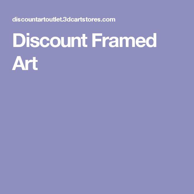 Discount Framed Art