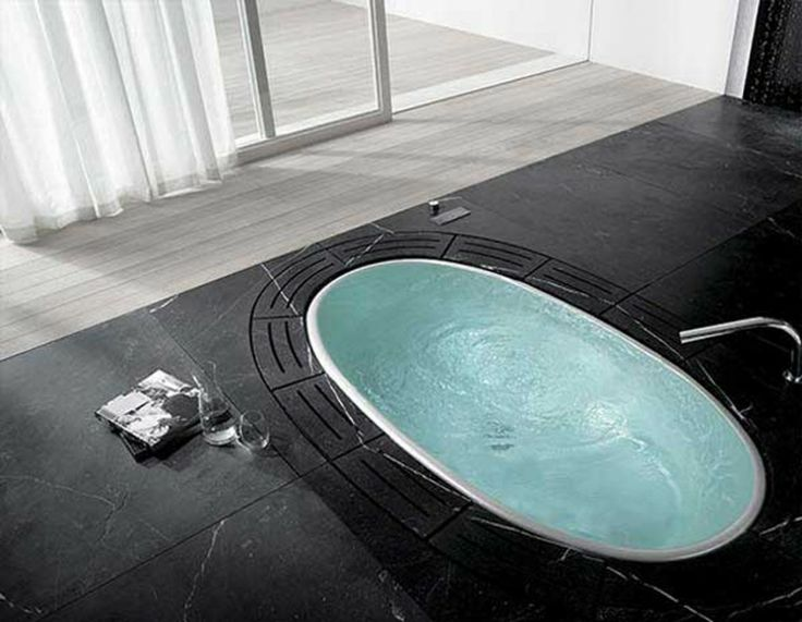 Elegant 121 Best Unique Bathtubs Images On Pinterest | Bathrooms, Soaking Tubs And  Bathroom