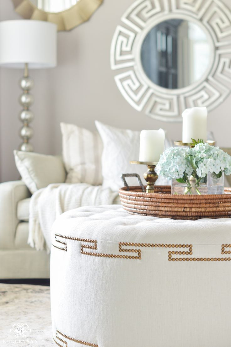 Shades Of Summer Home Tour With Neutrals And Naturals