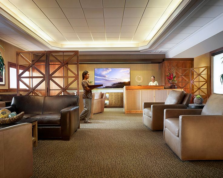 Four Seasons Lanai Airport Lounge Lanai, Airport lounge