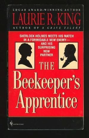 """The Beekeeper's Apprentice - Or on the Segregation of the Queen"" av Laurie R. King"