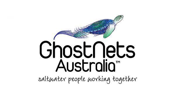 "GhostNets Australia | Logo Design by Corinne Jade  This logo won ""Best Logo Design"" at the Queensland Multimedia Awards."
