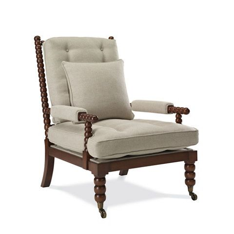 Forsyte Spool Chair   Chairs / Ottomans   Furniture   Products   Ralph  Lauren Home