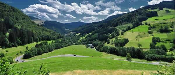 Tour in moto: Viaggi in moto: la Foresta Nera Meridionale in Germania>