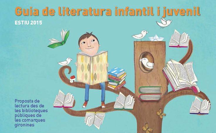 Guia de lectures recomanables per a infants i joves feta pel grup CLER, professionals de les biblioteques de comarques gironines. Estiu 2015. http://www.bibgirona.cat/assets/documents/000/202/207/guiaestiu15.pdf  Il·lustració portada: Virinia Chavira.  http://virinia.blogspot.com.es/