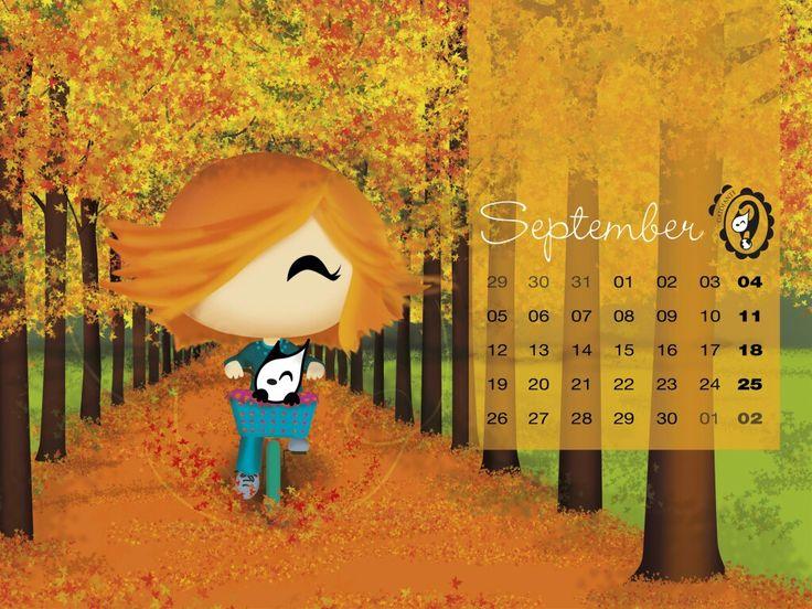 Autumn is just around the corner! Lovely!