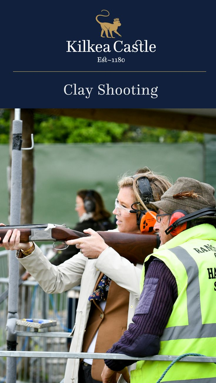 In addition to the challenging 18-hole golf course, Kilkea Castle offers a host of other Estate Activities to choose from, including clay shooting. Just ask our sales team to arrange on your behalf and get ready to create memories that will last a lifetime.