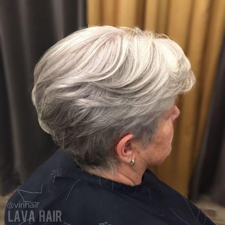 65 gray hair styles older women hairstyles