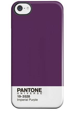 #PantoneUniverse iPhone 5 Case - Alpha Man