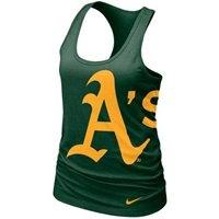 HOT ITEM: Nike Oakland Athletics Ladies Cotton Tank Top