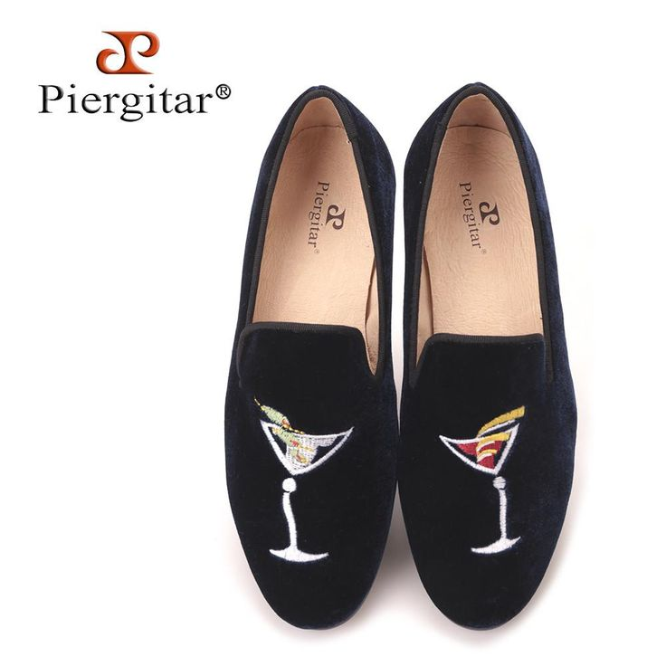 new style wineglass embroidery Handmade women shoes slip on women Loafers  women  flats spring and d91165d1d697