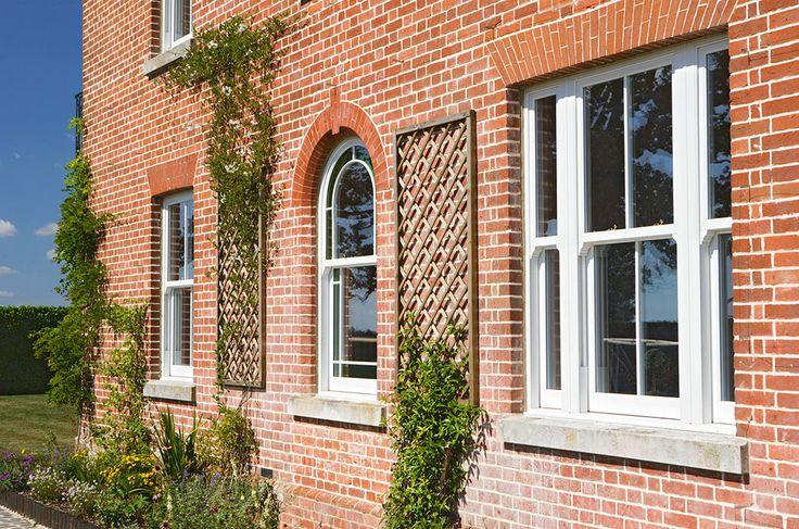 UPVC Sliding Sash Windows | Bygone Collection | PVCU