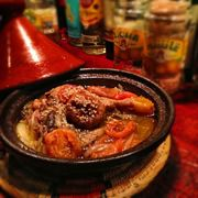 京都「jajouka ジャジューカ」 ランチ(タジン・モロッコ料理・フランス料理・バスク料理)